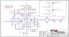 景翔推薦2.4~2.5GHz 射頻前端集成電路TM2009
