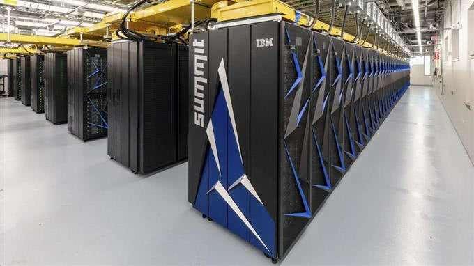 中美超级计算机实力对比