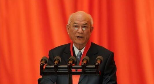 中国雷达技术专家刘永坦获国家最高科学技术奖