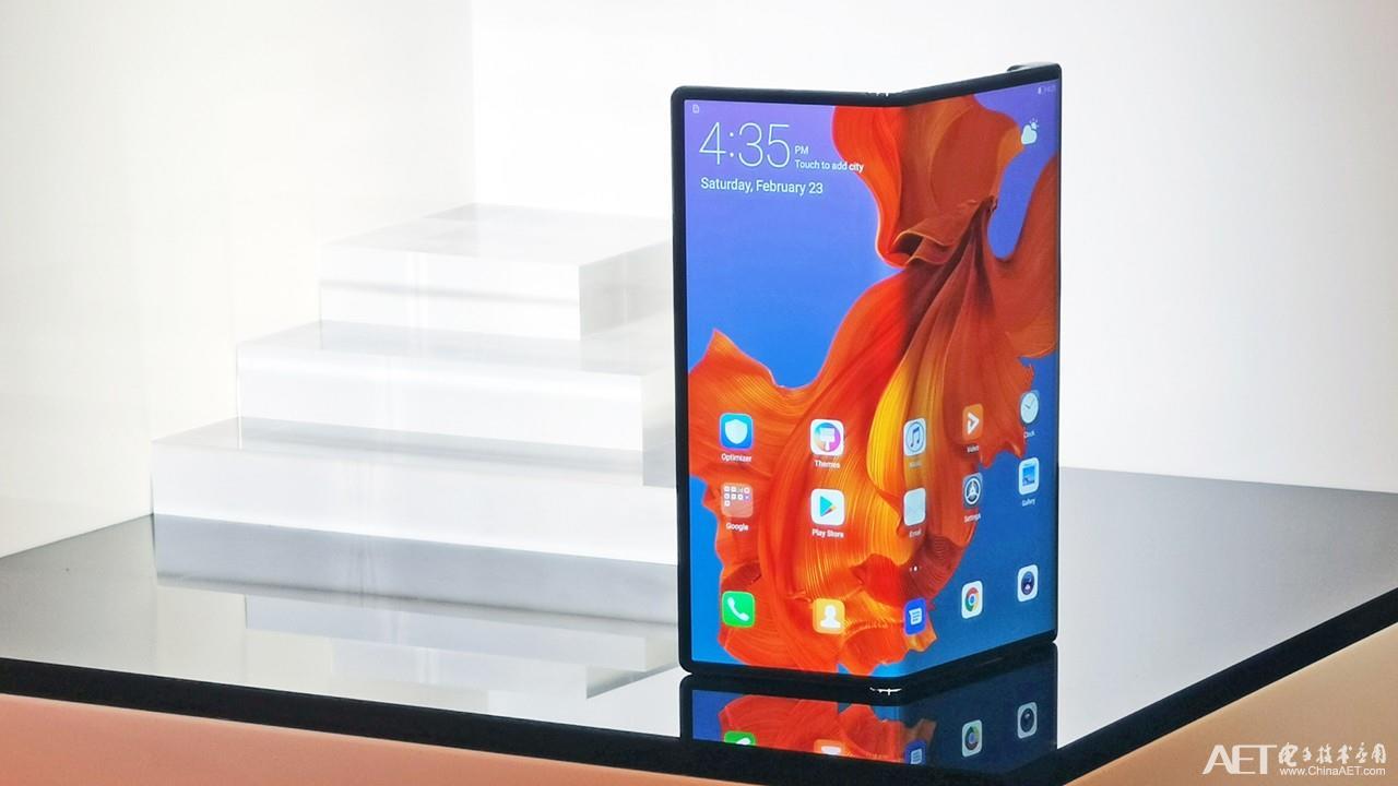 折叠手机大PK 全球主流厂商纷纷布局