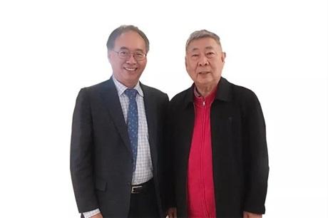 清華大學退休教授周祖成先生追憶:清華與新思二三事
