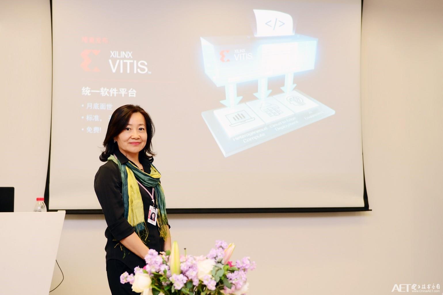 标准 开放 免费  赛灵思Vitis平台让软件工程师对硬件加速说Yes!
