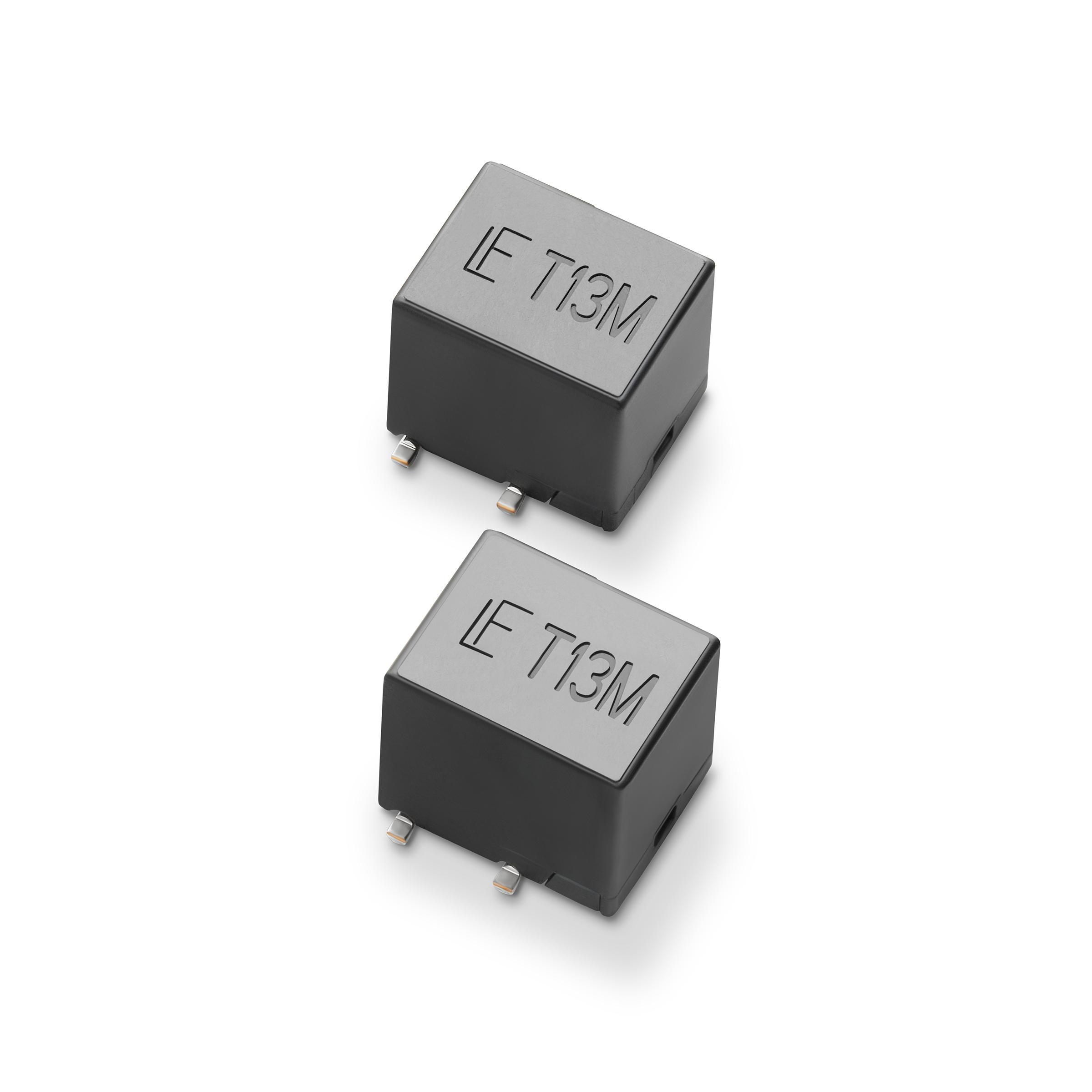 Littelfuse双通道PPTC封装尺寸缩小50%,可防止电信设备电流过载