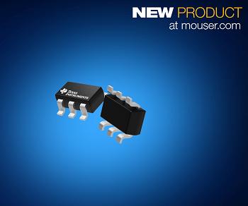 贸泽电子开售Texas Instruments TPS3840Nanopower电压监控器