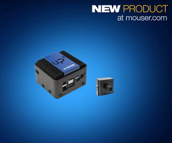 贸泽开售可选择搭载Intel Movidius Myriad X视觉处理器的AAEON UP Squared AI Vision X开发套件