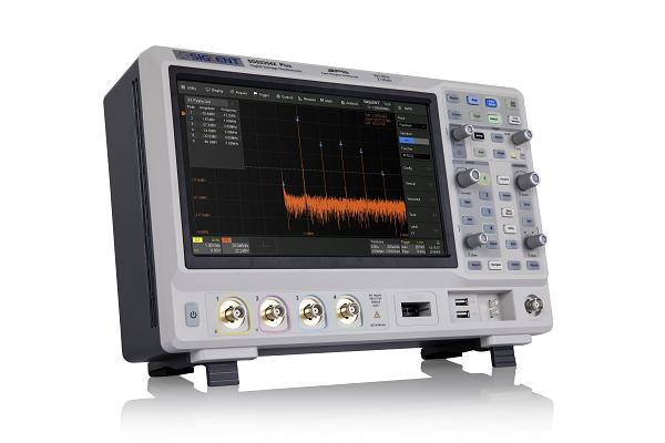 更高,更快,更强 | 鼎阳科技发布 SDS2000X Plus 系列超级荧光示波器