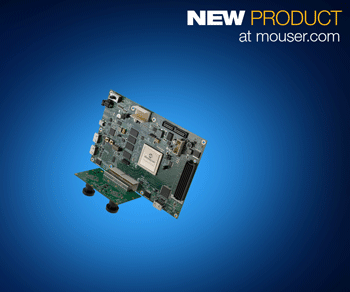 Microsemi PolarFire FPGA视频与成像套件在贸泽开售支持4K视频应用向小型化、低功耗发展