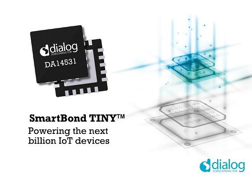 全球尺寸最小、功效最高蓝牙5.1 SoC诞生,0.5美元亲民价或将催生十亿IoT设备