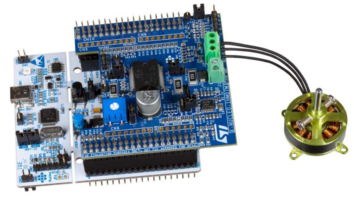 大联大友尚集团推出基于ST产品的电机空气压缩机解决方案