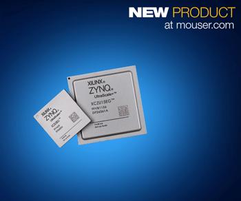 贸泽开售Xilinx Zynq UltraScale+双核与四核多处理器SoC