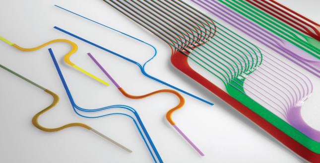 TE Connectivity推出适用于航空和防务电子封装的新型光纤挠性电路电缆组件