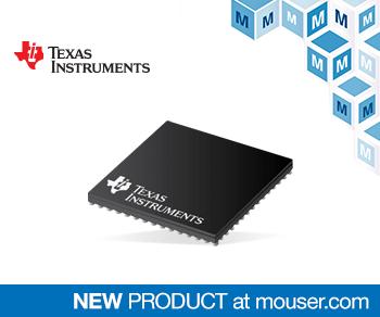 面向汽車雷達系統的單芯片解決方案AWR1843 TI毫米波傳感器在貿澤開售