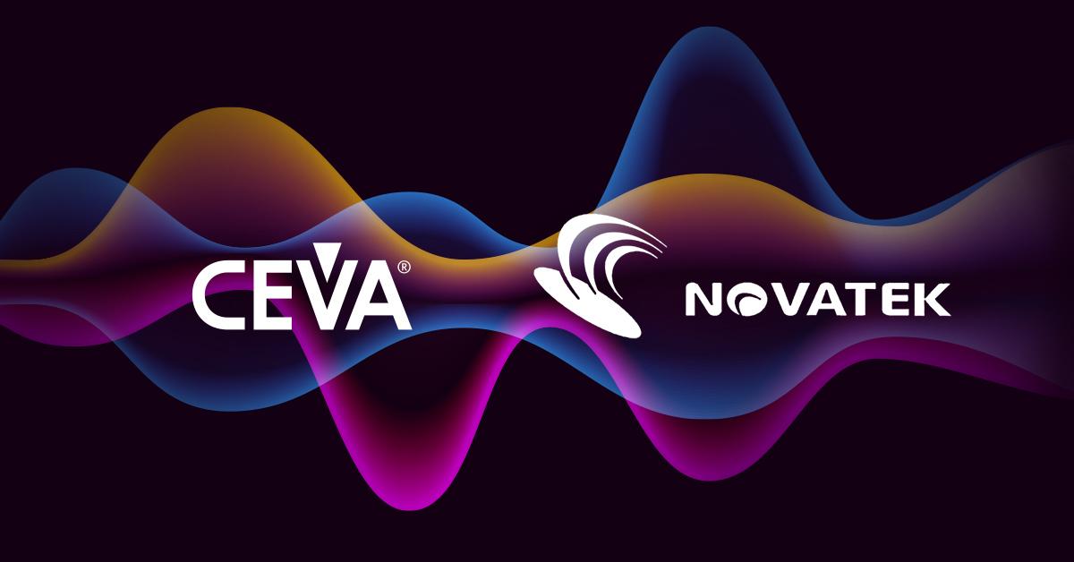 CEVA音频/语音DSP和软件获联咏科技用于智能电视SoC