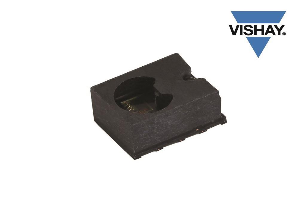 Vishay推出超小體積的功耗僅為6 µA的新型接近傳感器