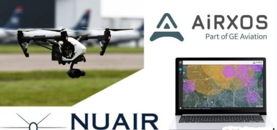 NUAIR加入AiRXOS,擴大無人機系統交通管理解決方案的應用