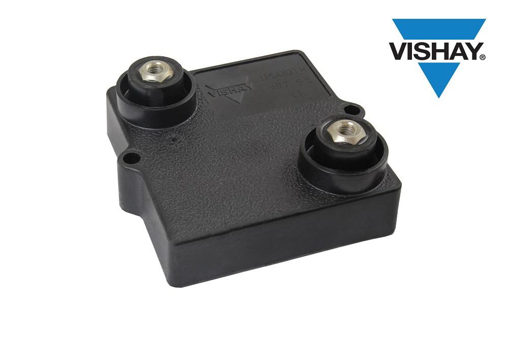 Vishay推出經AEC-Q200認證的厚膜高功率電阻,減少元件數量,降低成本