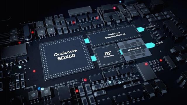 高通發布第三代5G基帶驍龍X60 采用5nm制程 2021年初上市