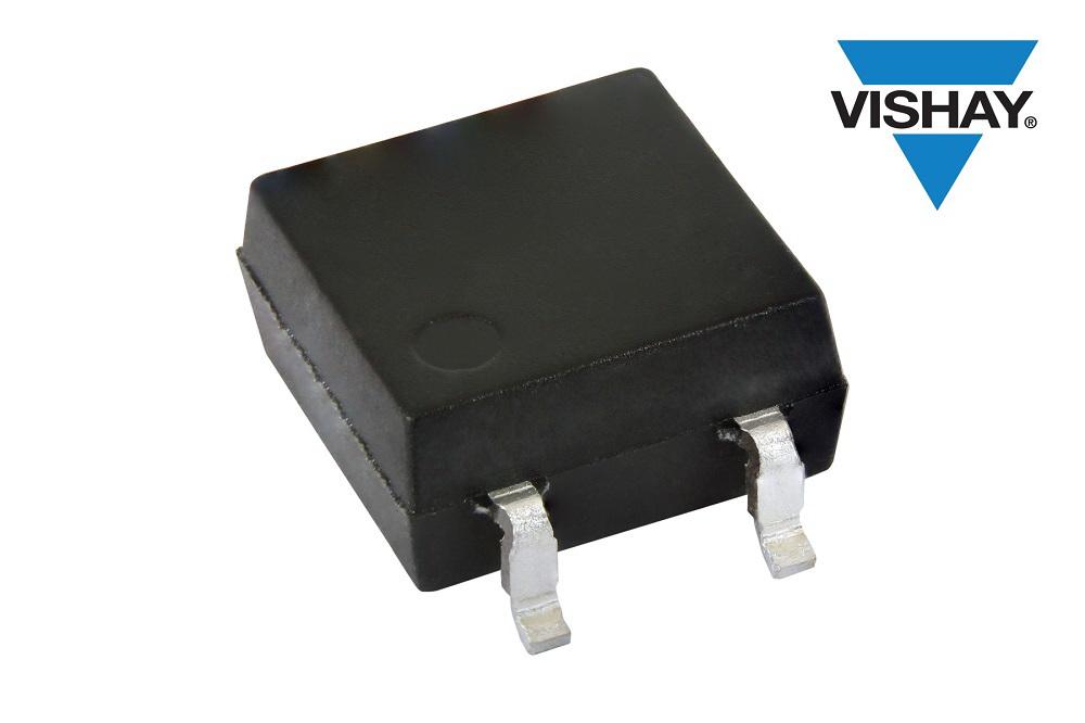 Vishay推出的新型汽车级光电晶体管耦合器可节省能源和空间