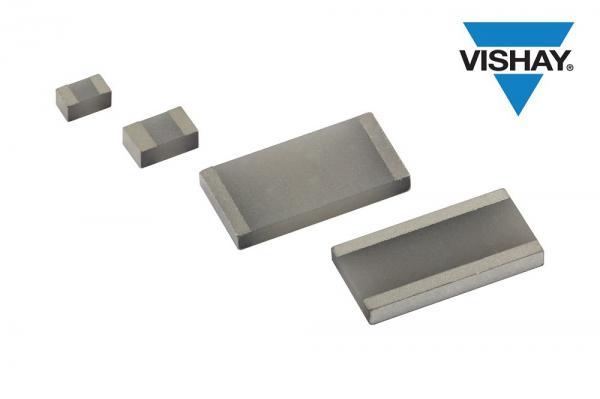 Vishay推出的新型ThermaWick 表面贴装热跳线片式电阻可消除电气隔离元件热量
