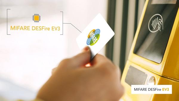 恩智浦推出MIFARE DESFire EV3 <a class=