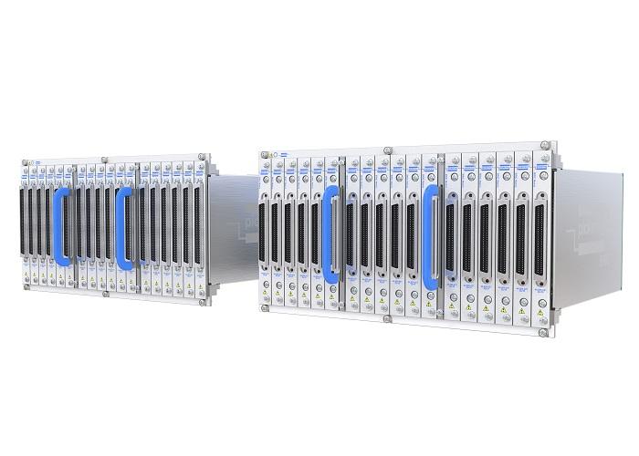 Pickering Interfaces公司發布了業內最大規模的PXI矩陣開關模塊 包含最多9216個節點