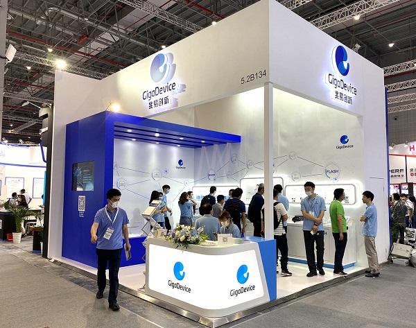 兆易创新携三大产品线隆重亮相2020慕尼黑上海电子展