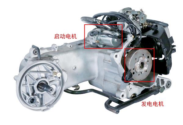 摩托车智能启停发电一体化控制
