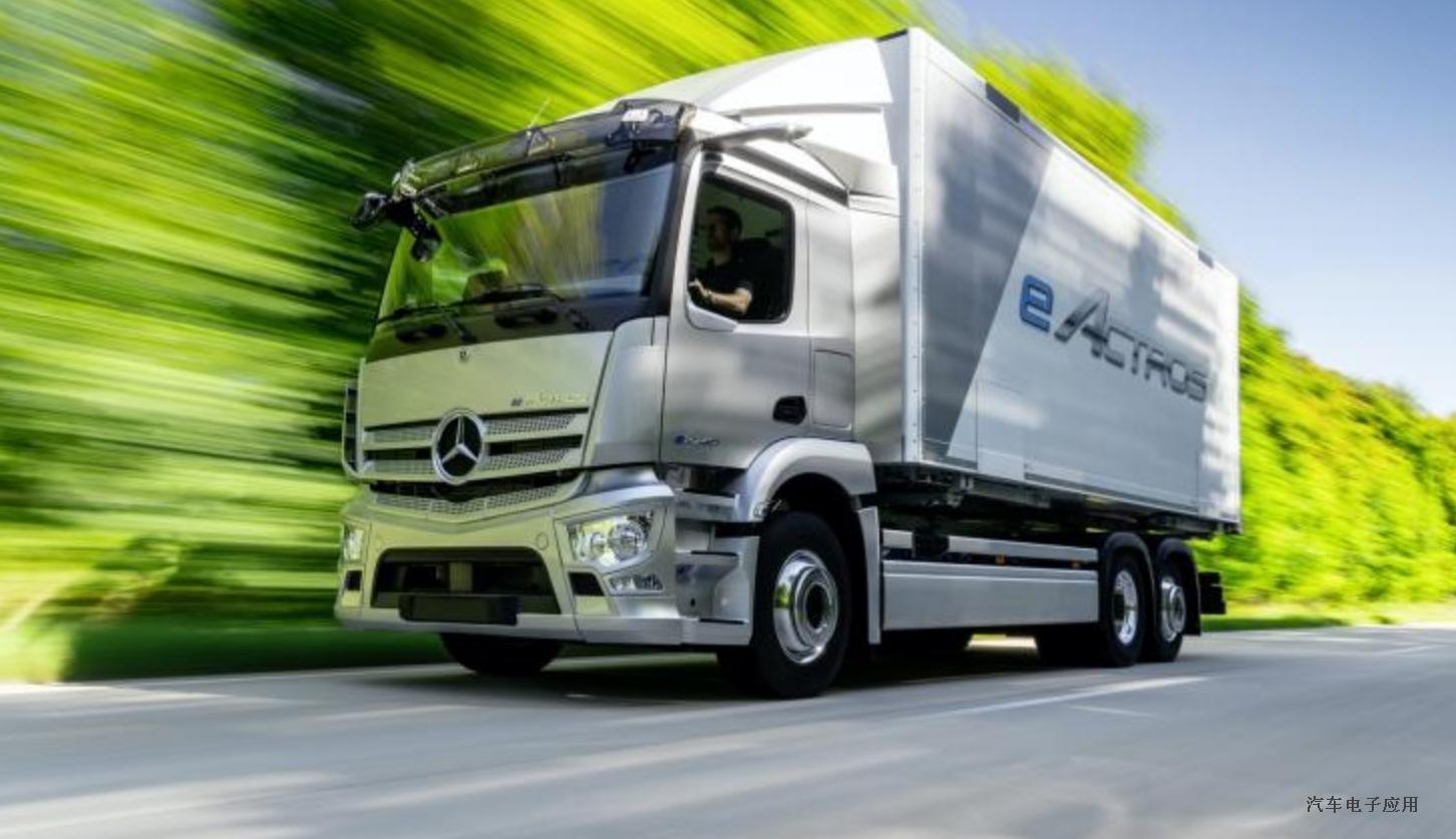 奔驰三款氢燃料电池概念车首发 续航可达1000公里