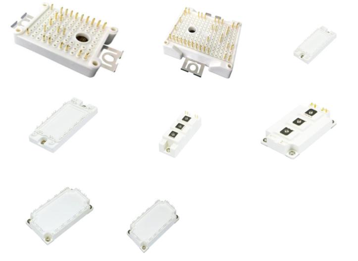 扬杰科技针对工业变频器等领域,推出IGBT变频器系列模块新品