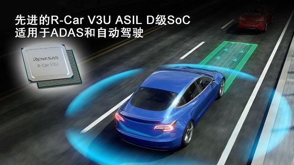 先进的R-Car V3U ASIL D级SoC,适用于ADAS和自动驾驶.jpg