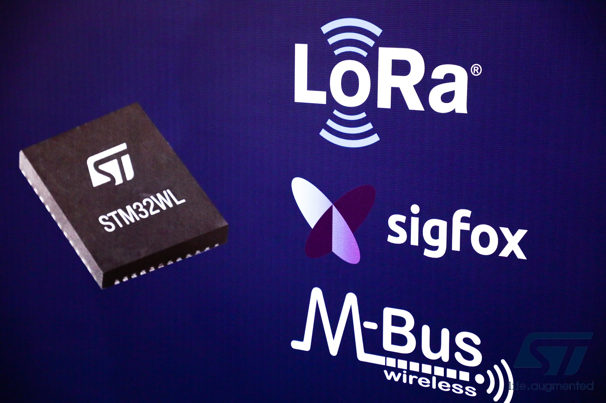 意法半导体力推STM32WL无线产品加入LoRa阵营
