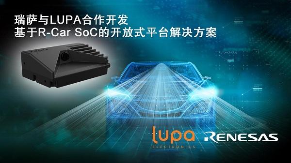 瑞萨与LUPA合作开发基于R-Car SoC的开放式平台解决方案.jpg