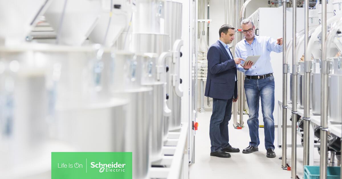 施耐德电气:开放自动化平台重塑工业领域未来前景