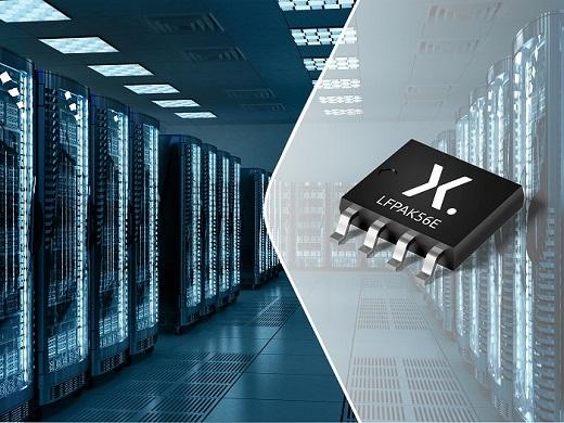 适用于热插拔的Nexperia新款特定应用MOSFET (ASFET)将SOA增加了166%,并将PCB占用空间减小80%