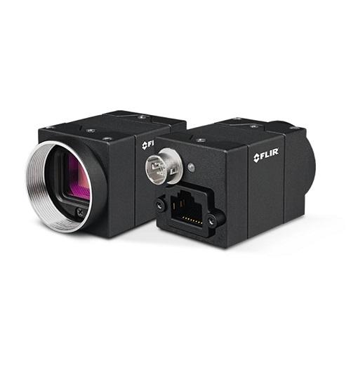 Teledyne Flir Machine Visio发布新款 5 MP GigE Blackfly S